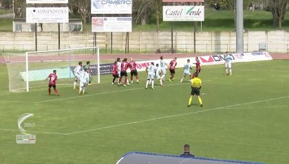 L'Arezzo raggiunge il Legnago al minuto 96 (1-1)