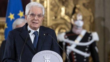 Covid: Mattarella, Il giornalismo contribuisca alla rinascita del Paese