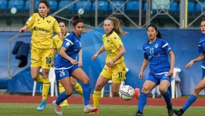 Nichele-Sardu: San Marino Academy superata 2-0 dal Verona