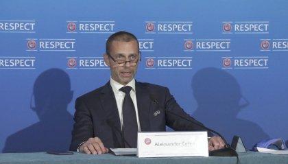 """Superlega, il presidente UEFA Ceferin: """"Uno sputo in faccia a chi ama il calcio"""""""