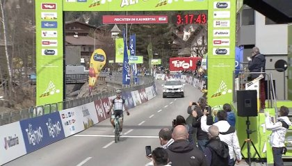 Tour of the Alps, Yates domina la tappa 2 ed è il nuovo leader