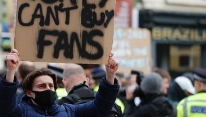 Superlega: rinunciano le sei inglesi, l'Inter non più interessato al progetto