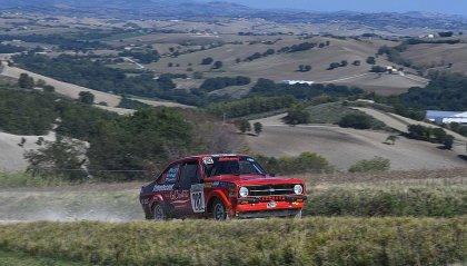 CIRTS - La Titano Motorsport pronta per gli sterrati del 3° Rally Storico del Medio Adriatico