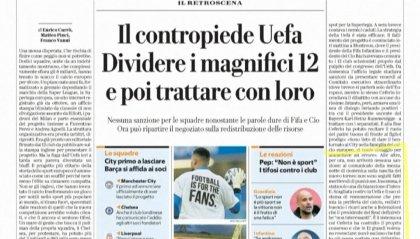 Dietrofront sul progetto Super Lega. Dopo le inglesi, la prima italiana a defilarsi è l'Inter
