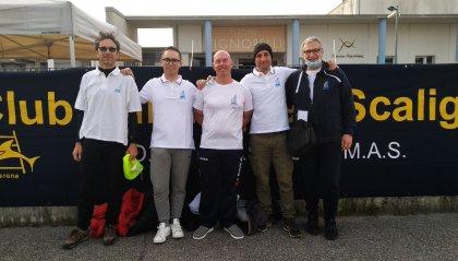 Apnea dinamica: trasferta positiva per i titani al Trofeo Scaligero
