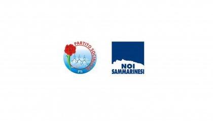 Riuniti i direttivi del Partito Socialista Sammarinese e di Noi Sammarinesi