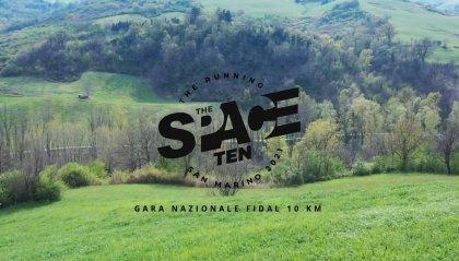 San Marino torna a correre: il 2 maggio c'è The Space Ten, gara sui 10 km