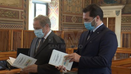 """Torna  a Palazzo """"La libertà perpetua di San Marino"""" del Carducci, in formato ebook"""