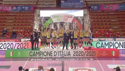Conegliano, stagione da record: ora la Champions League