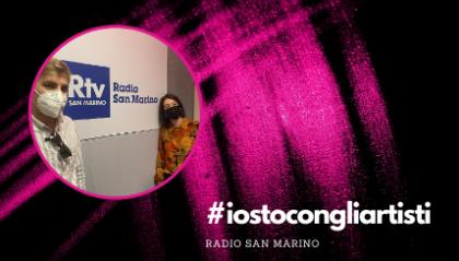 #IOSTOCONGLIARTISTI : Denise Battaglia & Francesco Lucchi