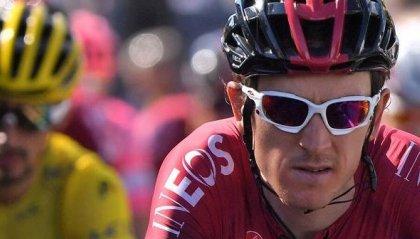 Thomas è 3° a cronometro e vince il Giro di Romandia