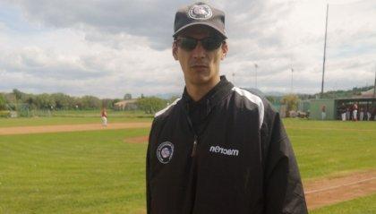 Baseball: il sammarinese Nicola Giardi debutta da arbitro