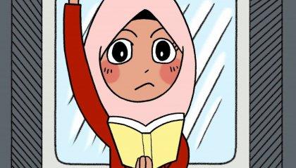 CortoCartoon: Il copricapo rosa fa moda