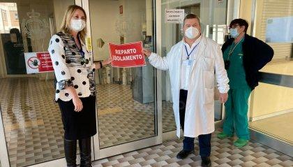 L'Ospedale di San Marino chiude il reparto Covid