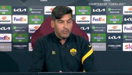 """Fonseca: """"Non abbiamo ancora perso, e daremo tutto per mettere in difficoltà lo United"""""""