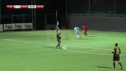 Folgore, semifinale conquistata col brivido: 1-1 con il Murata