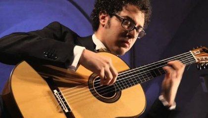 Rassegna musicale d' Autunno: restart 21- il chitarrista De Vitis sul Titano  il 9 maggio
