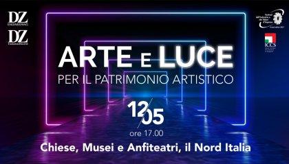 """Torna il Festival dell'industria, al via il 12 maggio con """"Arte e luce"""" di DZ Engineering"""
