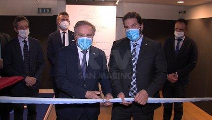"""""""Unione Europea, storia di un'amicizia"""": ad inaugurare la mostra, al Museo di Stato, i Capitani Reggenti"""