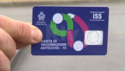 L'Iss comunica le modalità e gli orari di ritiro delle tessere vaccinali