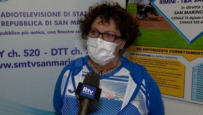 """Barbara Frisoni: """"Felice per la riconferma, i mondiali i prossimi grandi impegni internazionali"""""""
