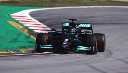 GP Spagna: per Hamilton pole n.100