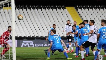 Di Gennaro trascina il Cesena al secondo turno