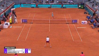 La Sabalenka vince il WTA di Madrid