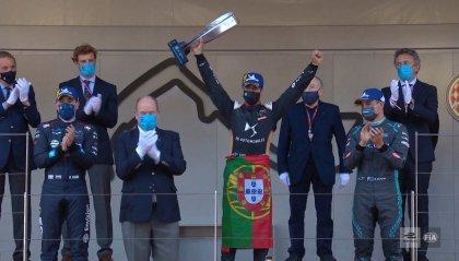 FormulaE, Monaco: primo acuto di Da Costa