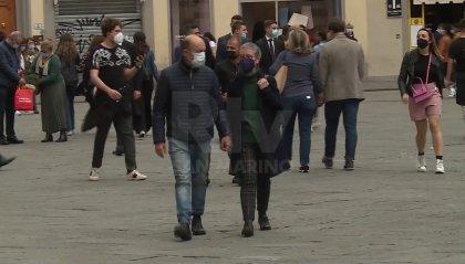 Covid: calano le vittime in Emilia-Romagna, 31 casi a Rimini