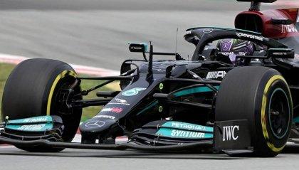 Hamilton vince il Gp di Spagna