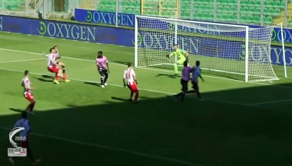 Basta un tempo al Palermo: 2-0 sul Teramo