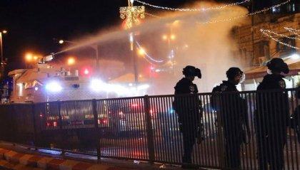 Gerusalemme: centinaia di feriti nella Spianata delle Moschee
