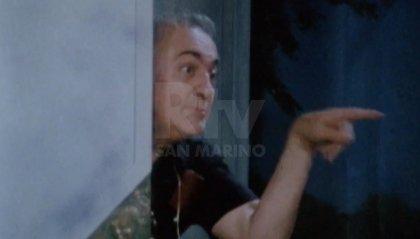 La 'metropoli' di Fellini a Cinecittà