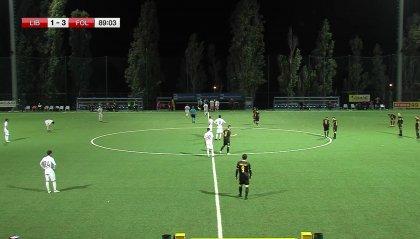 Folgore in finale, Libertas ko 3-1