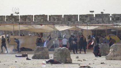 Medio Oriente: centinaia razzi su Israele, raid su Striscia di Gaza