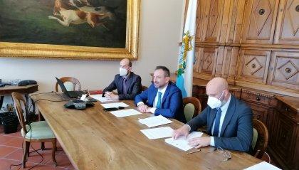 Luca Beccari è intervenuto al Comitato dei Ministri dell'Iniziativa Adriatico Ionica