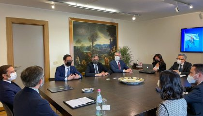 Sottoscritto tra Agenzia per lo Sviluppo Economico e American Chamber of Commerce in Italy  il protocollo d'intesa commerciale San Marino-USA