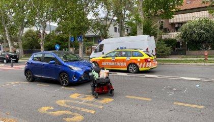 Rimini: disabile investita sulle strisce pedonali