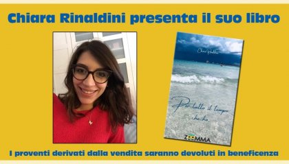 """Presentazione del libro """"Per tutto il tempo che ho"""" dell'autrice Chiara Rinaldini"""
