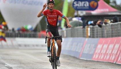 Giro: sesta tappa a Gino Mader. Attila Valter in rosa