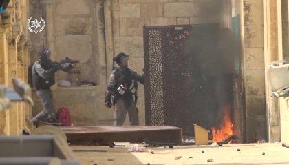 Continuano raid Israele su Gaza