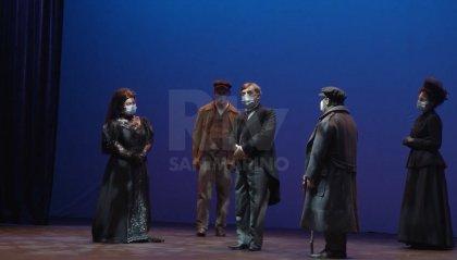 Vito all'Arena del Sole recita un 'pazzo' Shakespeare