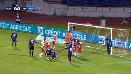 Finisce la favola del GFA74: Monaco in finale