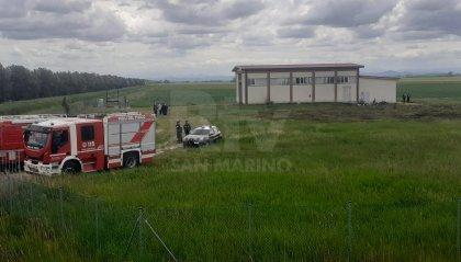 Precipita aereo a Ravenna: morte due persone