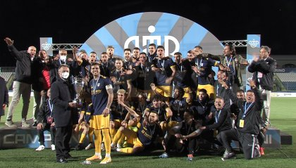Coppa Titano da storia del calcio: 6° titolo alla Fiorita