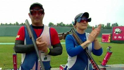 Tiro a volo: San Marino è argento nel mixed team