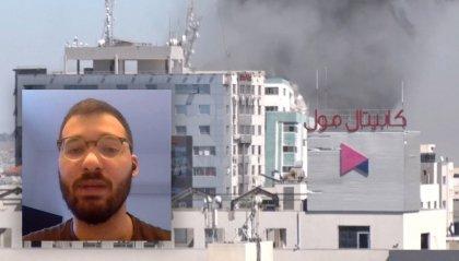 """Israele, la testimonianza del sammarinese Tommaso Biagini: """"Sentire le sirene è uno shock, ma rimarrò qui"""""""