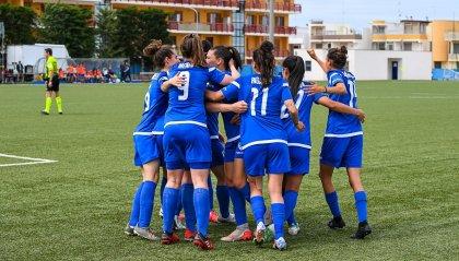 Femminile: San Marino vince a Bari e spera ancora