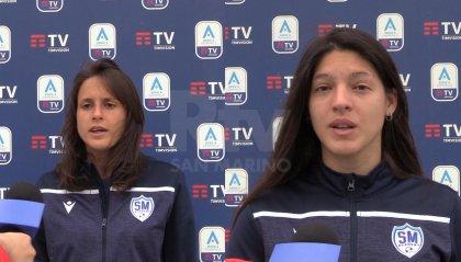Bari-San Marino Academy 1-2: la gioia di Brambilla e Baldini